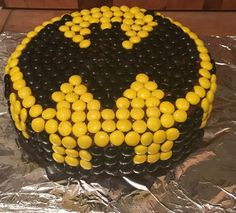 Cake for Lego Batman party