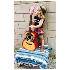 "Little Wonderland Clothing on Instagram: ""This is what my toddler likes to do when you give her a guitar! <singing her heart out> ❤️ Our Penny Lane muscle tee looks pretty awesome with these super cute plaid bloomers from @dreamers_only_ + her panda ears <she is obsessed with> @minitreschic ❤️ This girl is ready to sing another song!!!✌️ #instafashion #fashionspo #style #styleinspo #streetstyle #ootd #styleclubla #kids_stylezz #trendykiddies #hipsterkidstyles #trendy_tots #igkiddies"
