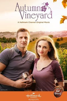 Autumn in the Vineyard 2016 DVD. Hallmark Channel TV Movie Romance starring Rachael Leigh Cook and Brendan Penny. Hallmark Channel, Películas Hallmark, Films Hallmark, Hallmark Christmas Movies, Holiday Movies, Hallmark Holidays, The Fall Movie, Rachael Leigh Cook, Tv Movie