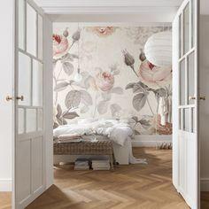 Papel pintado imitaci n ladrillos paredes pinterest - Papeles pintados la maison ...