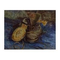 A Pair of Shoes By Vincent van Gogh: Category: Art Currency: GBP Price: GBP39.00 Retail Price: 39.00 Still Life European Impressionism Art…