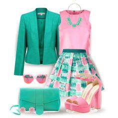 Crop Top in Pink