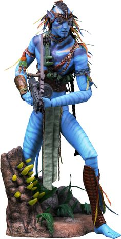Hot Toys Avatar Jake Sully figure. [$200.00]