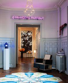 Надя Канде (Nadia Candet): 50 художников и дизайнеров в одном интерьере
