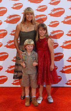 Image detail for -Steve Irwin Kids Bindi & Bob & Wfe Terri @ Goulburn Valley Fresh ...