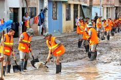 02/05/2017 - Peru – Floods Affect 60,000 in Lambayeque, 1,800 Homes Destroyed