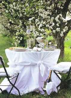 Garden Party For Two