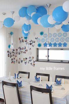 HAPPY 1st BIRTHDAY !!の画像   my little frames