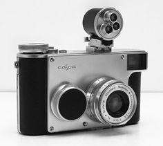 CASCA Cameras - Harrisson Photographica