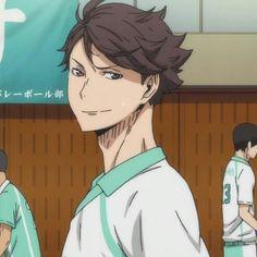 Anime Bebe, Anime Ai, Anime Manga, Oikawa Tooru, Kageyama, Haikyuu Fanart, Haikyuu Anime, Anime People, Anime Guys