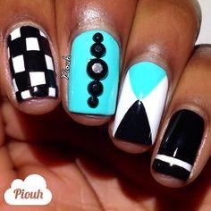 piouh #nail #nails #nailart