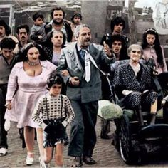 Affreux, sales et méchants - Ettore Scola - 1976