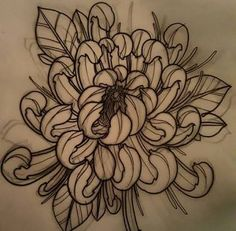 Image result for japanese flower tattoo