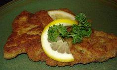 Wienerschnitzel http://germanfood.about.com/od/maindishes/ig/German-Main-Dish-Gallery/Wienerschnitzel.htm