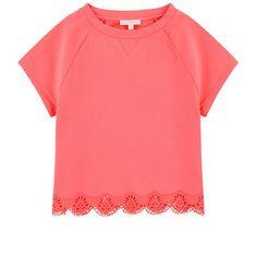 Chloé - T-shirt Mini Me avec broderie - 203612