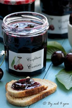 Jam Recipes, Curry Recipes, Baking Recipes, Vegan Recipes, Mason Jar Desserts, Gourmet Desserts, Plated Desserts, Marmalade Jam, Compote Recipe