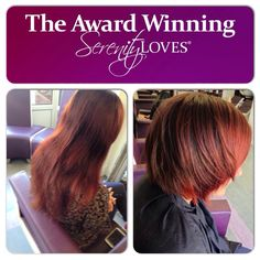 0f895d91dcd Want a new look? book now at Serenity loves for a restyle with one of