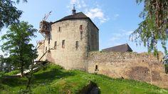 Točník Castle, Czech Republic