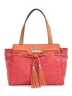 GUESS Melly Box Satchel
