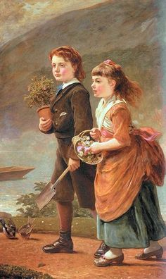 James Sant  1820-1916 Engeland