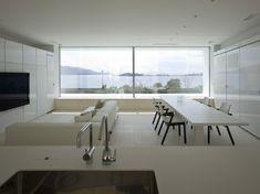 7 Casa minimal japonesa interior 16