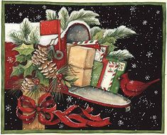 christmasmailbox...susan winget: