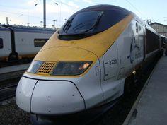 Eurostar, Gare de Nord