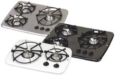 RV Propane Stove - Atwood Wedgewood Vision on Sale - PPL Motor Homes