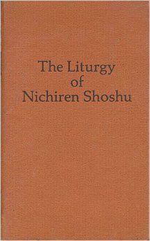 Sgi gongyo book