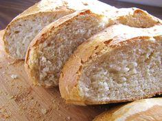 Foto recept: Zuurdesem uit de broodbakmachine