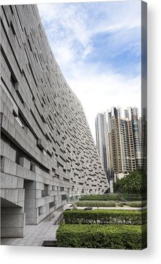 Close Up Structure Of Modern Building. Acrylic Print by Denys Siryk. All acrylic prints are professionally printed, packaged, and shipped within 3 - 4 business days and delivered ready-to-hang on your wall. Thing 1, Acrylic Sheets, Modern Buildings, Got Print, Any Images, Your Image, Clear Acrylic, Close Up, Fine Art America