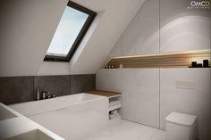 Small Bathroom Layout, Modern Bathroom Design, Bathroom Interior Design, Loft Bathroom, Bathroom Plans, Small House Design, Design Case, House Rooms, Bathroom Inspiration