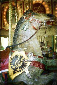 PTC Carousel Horse
