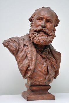 Charles Gounod by Jean-Baptiste Carpeaux