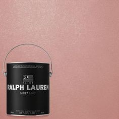 Ralph Lauren 1-gal. Fairy Circle Silver Metallic Specialty Finish Interior Paint-ME121 - The Home Depot