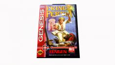 Military Box, Prince Of Persia, Card Companies, Retro Video Games, Sega Genesis, Nintendo, Baseball Cards
