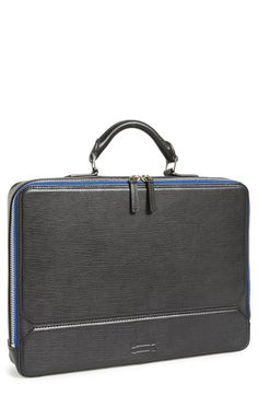 Ben Minkoff 'Eton' Leather Briefcase available at #Nordstrom