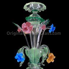 Chandelier Primavera - Rezzonico - Murano Glass - 8+4 lights
