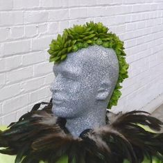Item #32768331 Note: This is a DIGITAL product with a tutorial to show you how to this. The mannequin head, succulentsand materials are NOT included. This is