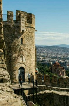 Thessaloniki, Macedonia, Nymph, Tower Bridge, Daydream, Mount Rushmore, The Past, Spaces, Mountains
