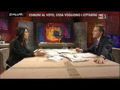 Virginia Raggi (M5S) a Ballarò (INTEGRALE) - YouTube