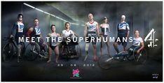 meet the superhumans channel 4 - Google Search