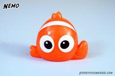 Disney Wikkeez Nemo from @DisneyPixar #findingnemo #Disneywikkeez #disney #wikkeez #pixar #findingdori #toy #toys