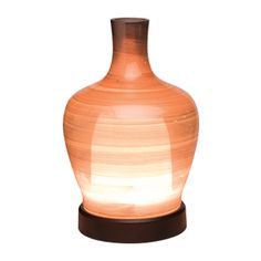 Be enlightened. Renew your soul with Evolve, a handcrafted, subtly striated glass shade to add another layer of aesthetic beauty to your perfect sensory experience. The Scentsy Diffuser features the world