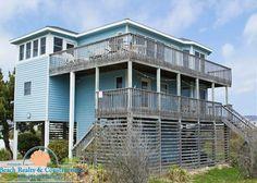 Corolla Vacation Rentals  Corolla House  Oasis - Oasis