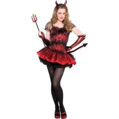 All styles of TV and movie costumes for women. Shop for sexy superhero TV costumes, Disney movie Halloween costumes, glamorous Hollywood movie costumes, and more. Teen Girl Costumes, Halloween Costumes For Teens Girls, Movie Halloween Costumes, Halloween Outfits, Costumes For Women, Halloween Ideas, Halloween Stuff, Angel And Devil Costume, Teen Girl Parties