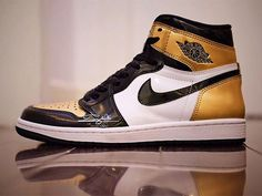 510c703a82501f The Air Jordan 1 Gold Toe (Style Code  retail release will be a bit  different from the Gold Top 3 Air Jordan 1 set to release February