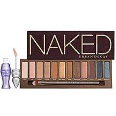 Naked pallet by Urban Decay. LOVE THIS! I'll go buy it!!!!