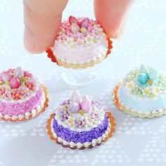 2017, Easter minis spring♡ ♡ By Paris Miniature