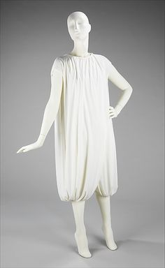 """Basic,"" John Cavanagh (British), 1963, the Brooklyn Museum Costume Collection at The Metropolitan Museum of Art."